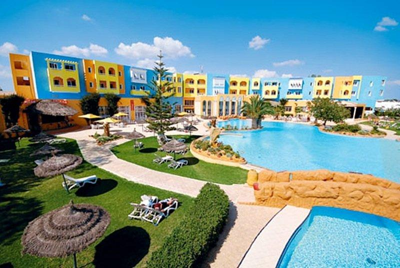 Caribbean World Sun Garden