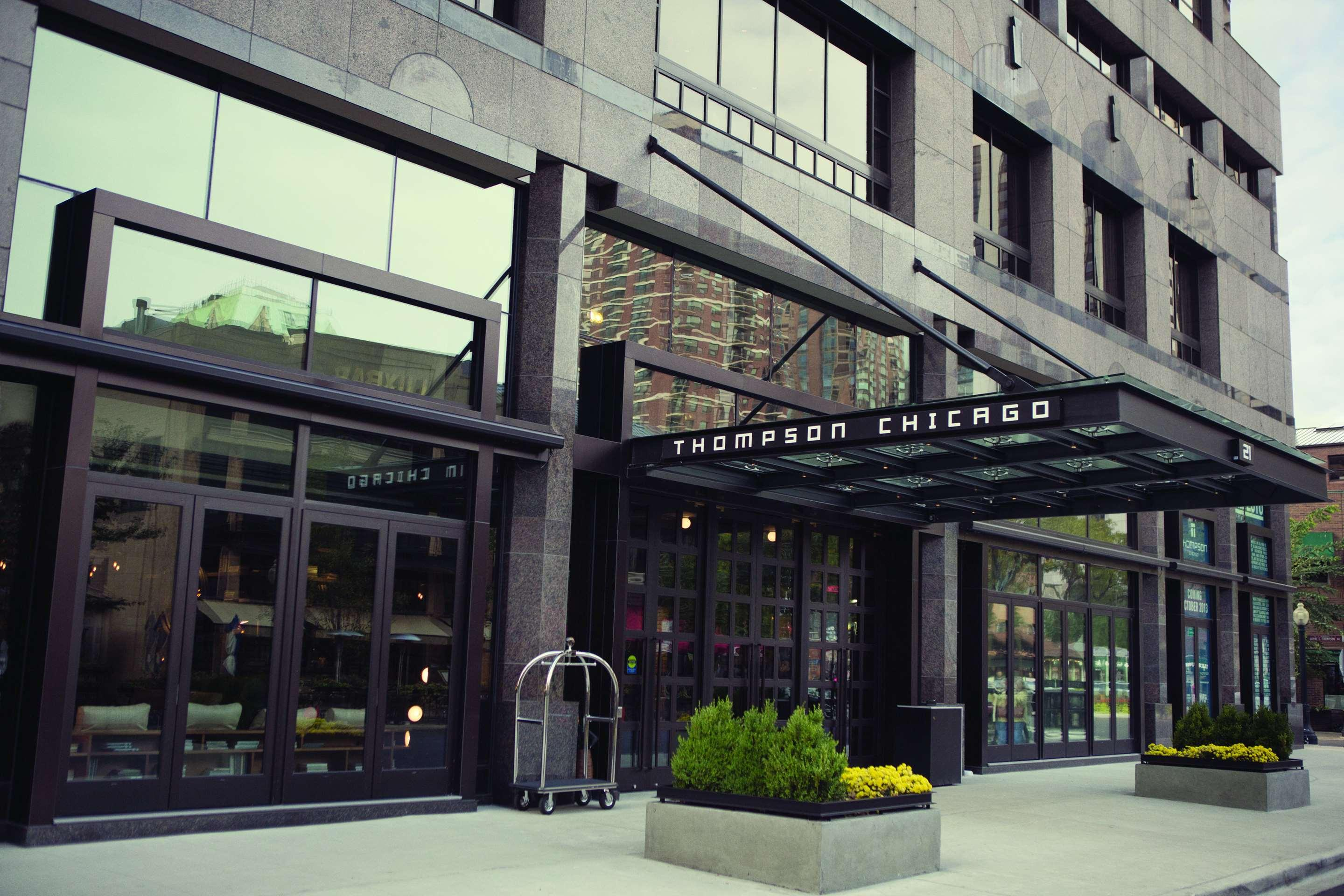Thompson Chicago