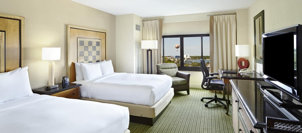 Hilton Orlando Lake Buena Vista - Disney Springs Area